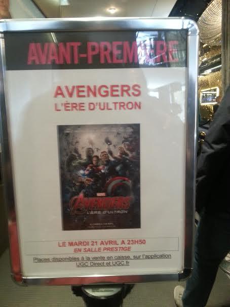 Avengers: L'Ère d' Ultron B210