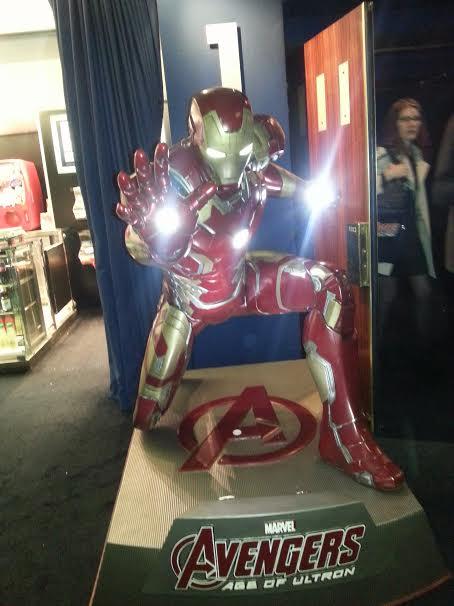 Avengers: L'Ère d' Ultron B510