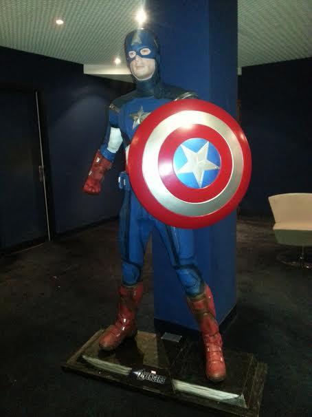 Avengers: L'Ère d' Ultron B610