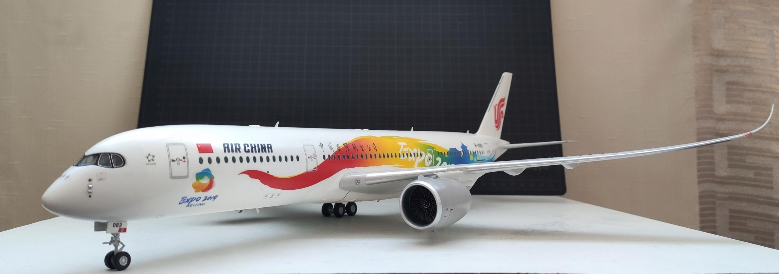 "[Revell] A350-900 Air China ""Expo 2019"" Img_2010"