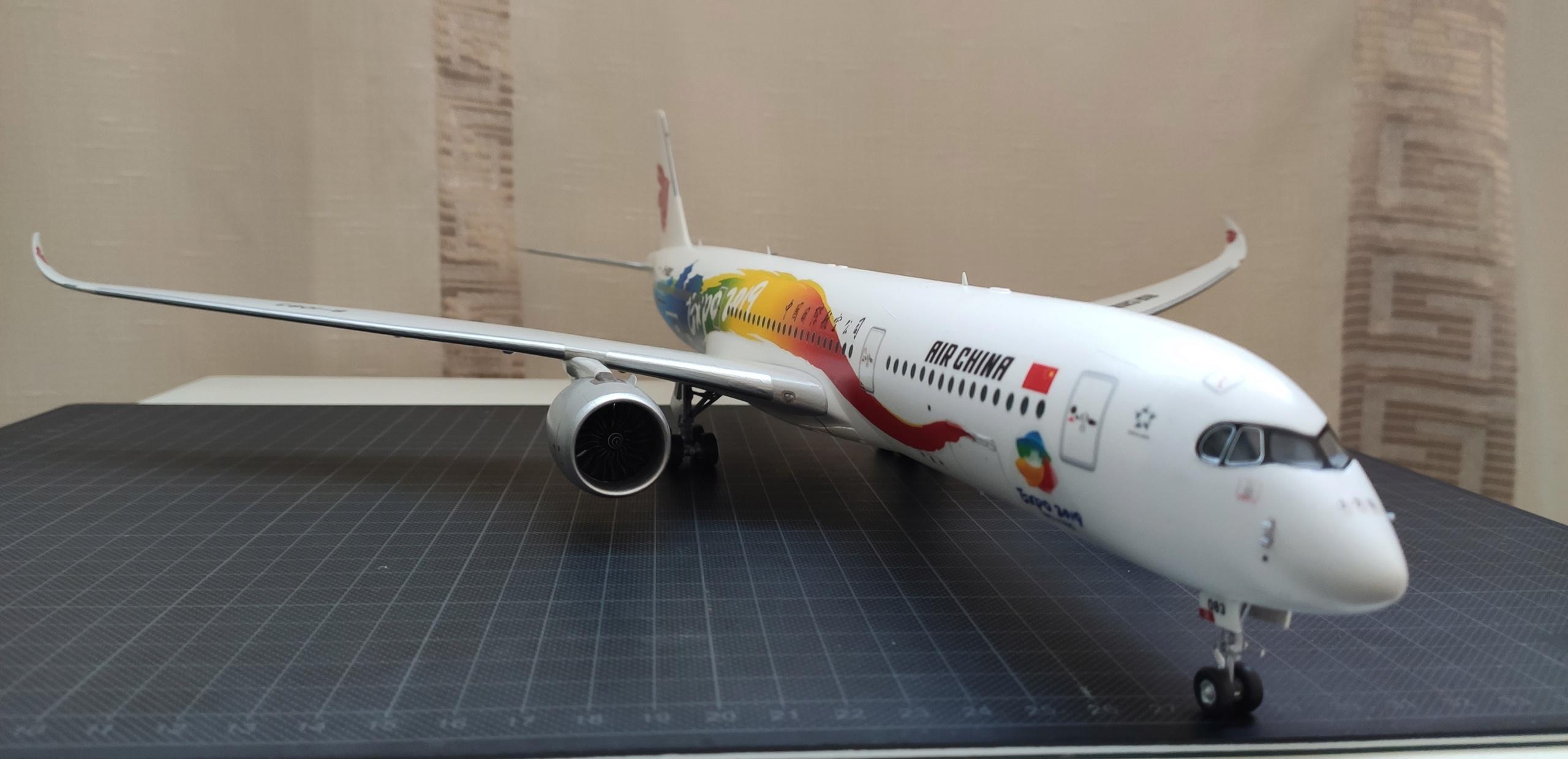 "[Revell] A350-900 Air China ""Expo 2019"" Img_2013"