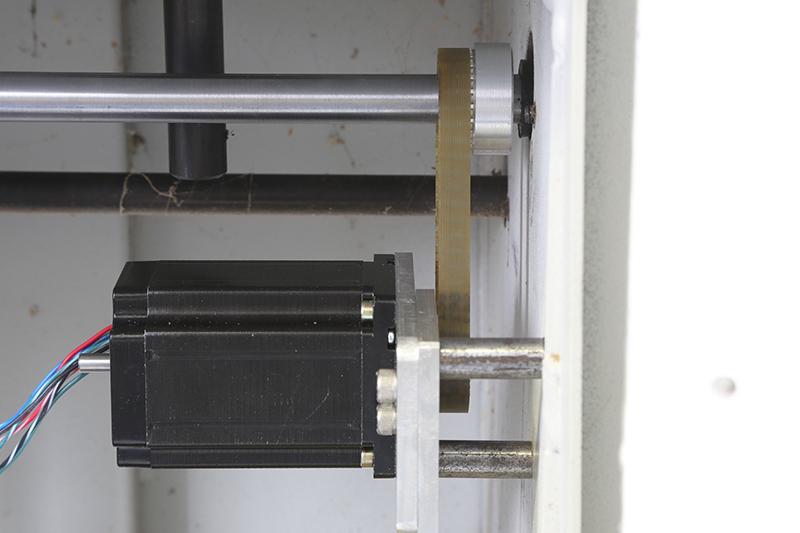 Motorisation table raboteuse (voir p.13) et amélioration R/D Holztech FS320 (première partie)  - Page 20 03_avr21