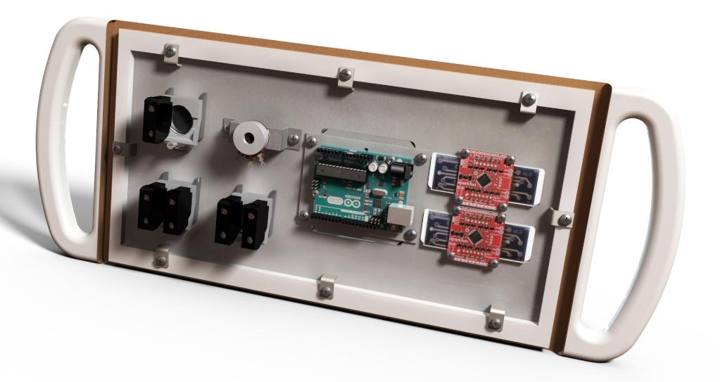 Motorisation table raboteuse (voir p.13) et amélioration R/D Holztech FS320 (première partie)  - Page 20 Assemb42