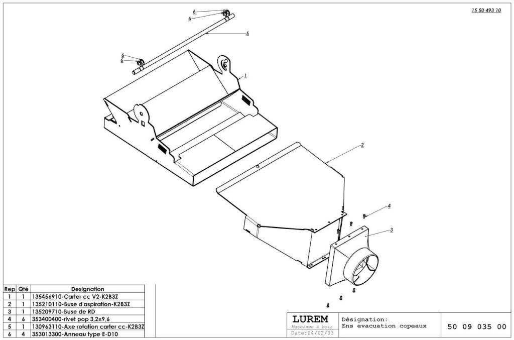 HELP! Problème d'évacuation de copeaux sur combi LUREM 310 - Page 2 Captur21