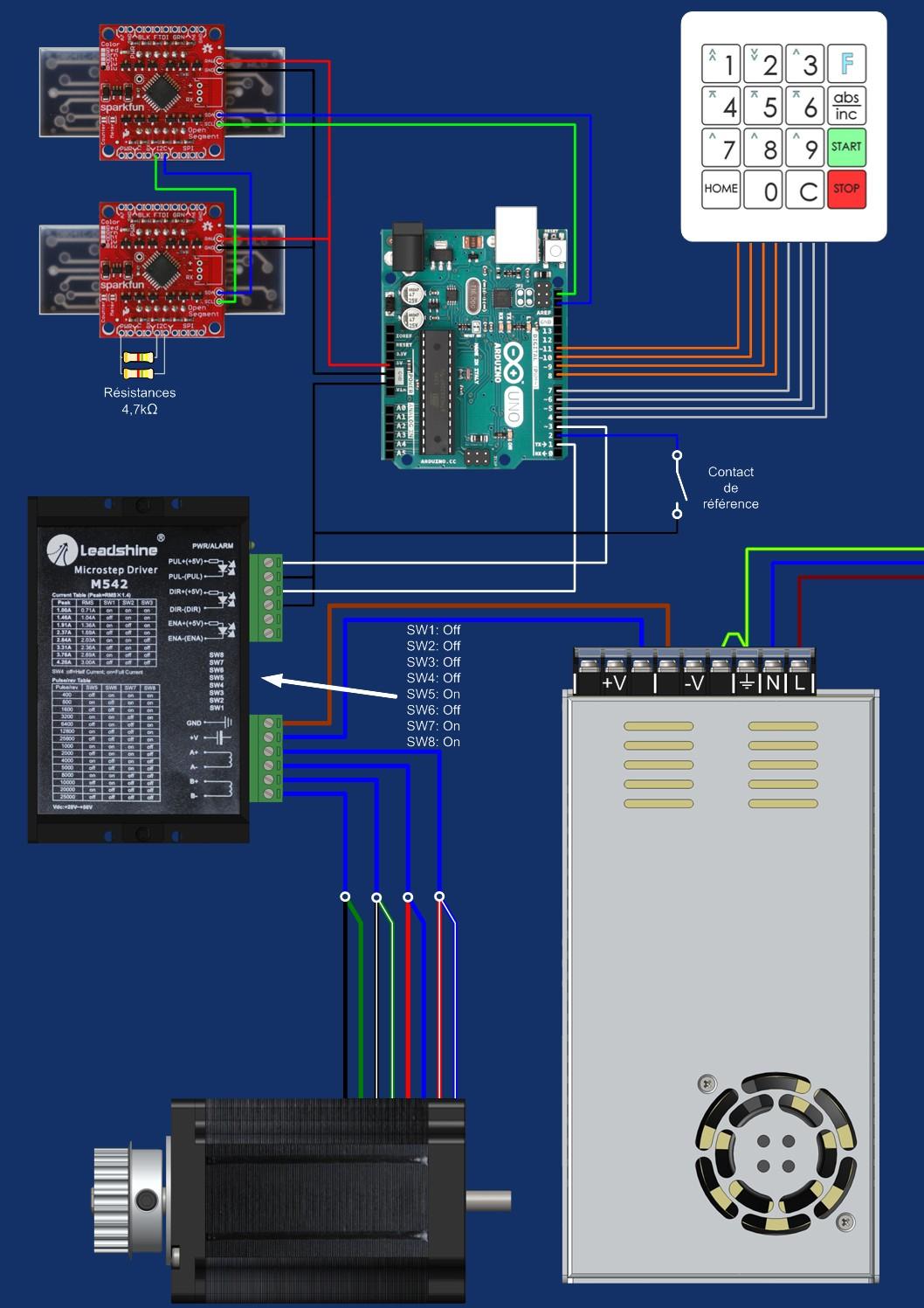Tentative d'amélioration d'un combinée Sicar Furore 300I - Page 3 Schyma20