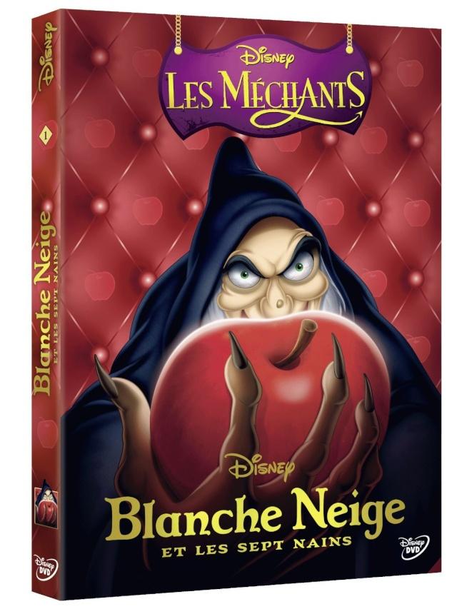 [Rééditions DVD] La Collection des Méchants Disney - Page 5 Mychan11