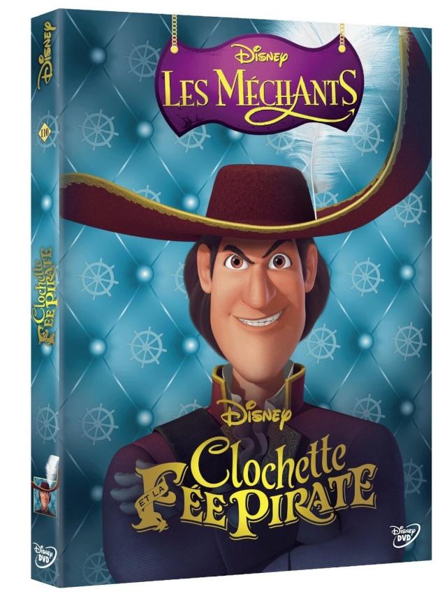 [Rééditions DVD] La Collection des Méchants Disney - Page 5 Mychan12