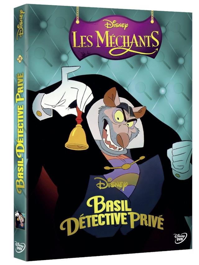 [Rééditions DVD] La Collection des Méchants Disney - Page 5 Mychan13
