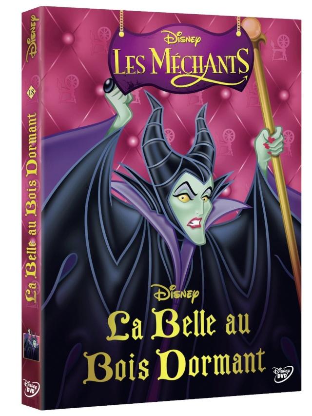 [Rééditions DVD] La Collection des Méchants Disney - Page 5 Mychan14