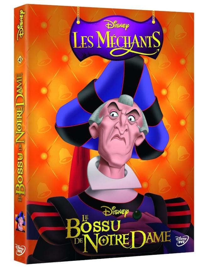 [Rééditions DVD] La Collection des Méchants Disney - Page 5 Mychan15