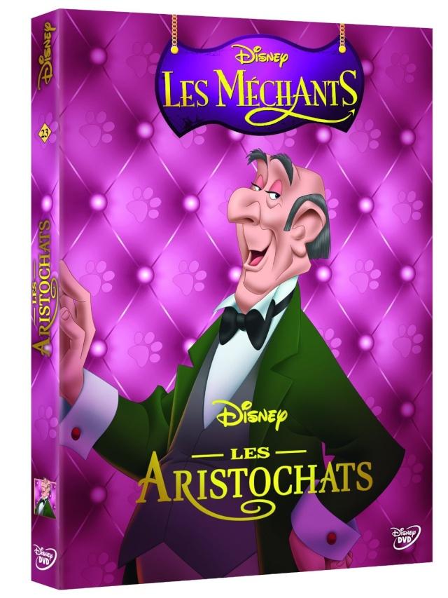[Rééditions DVD] La Collection des Méchants Disney - Page 5 Mychan16