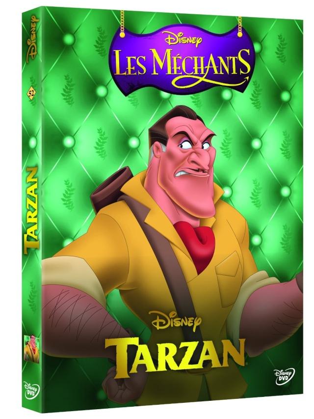 [Rééditions DVD] La Collection des Méchants Disney - Page 5 Mychan18