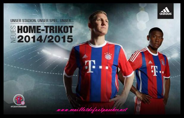 Maillot saison 2014-2015 Maillo13