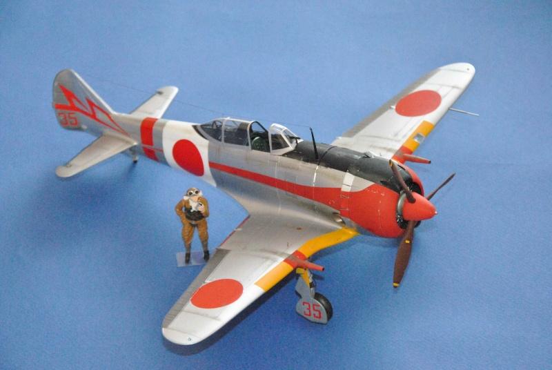 Nakajima Ki-44 Shoki 1/32 Dsc_0122