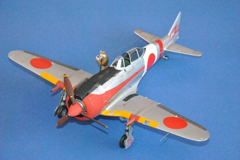 Nakajima Ki-44 Shoki 1/32 Dsc_0123