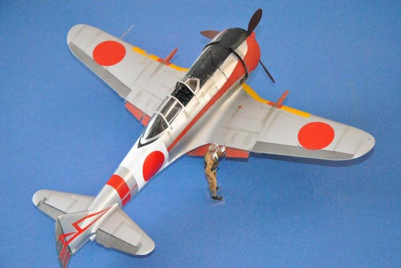 Nakajima Ki-44 Shoki 1/32 Dsc_0124