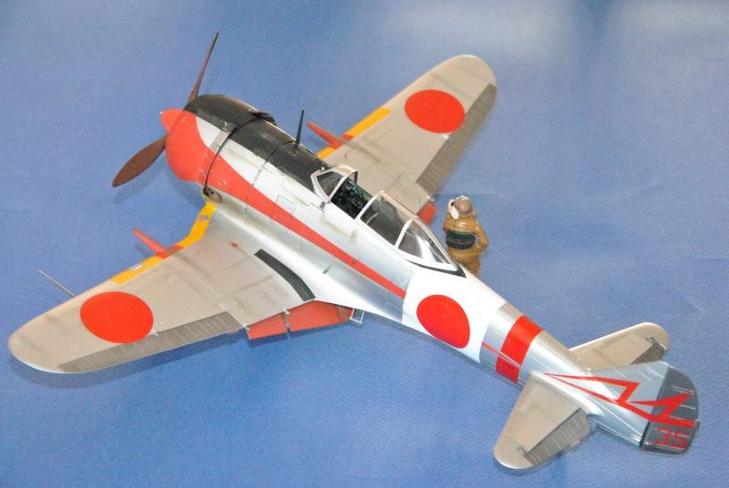 Nakajima Ki-44 Shoki 1/32 Dsc_0125