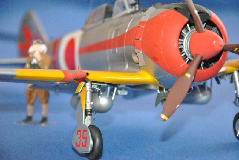 Nakajima Ki-44 Shoki 1/32 Dsc_0126