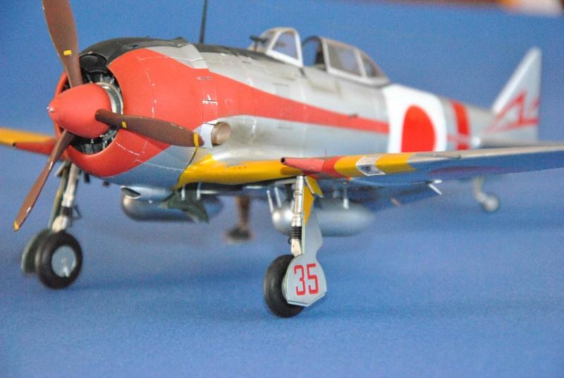 Nakajima Ki-44 Shoki 1/32 Dsc_0127