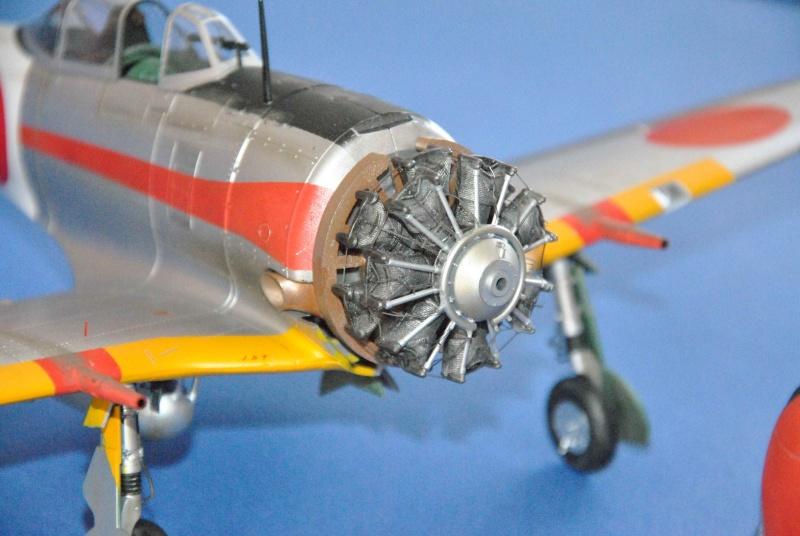 Nakajima Ki-44 Shoki 1/32 Dsc_0128