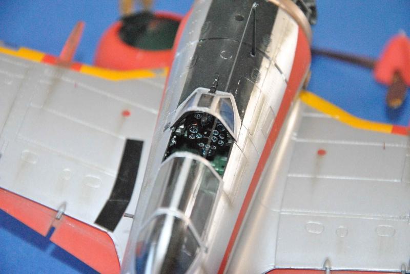 Nakajima Ki-44 Shoki 1/32 Dsc_0130