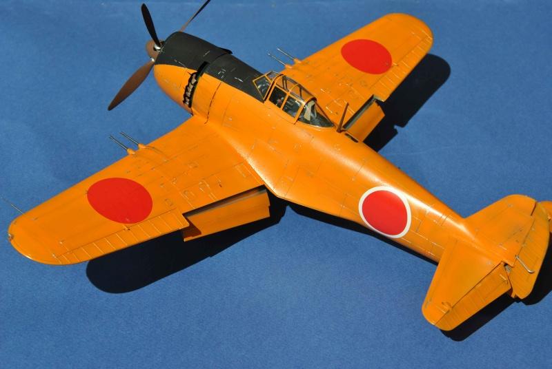 Kawanishi N1K1 Shiden-Kaï 1/32ème  Hasegawa par jeannot1 Dsc_0367