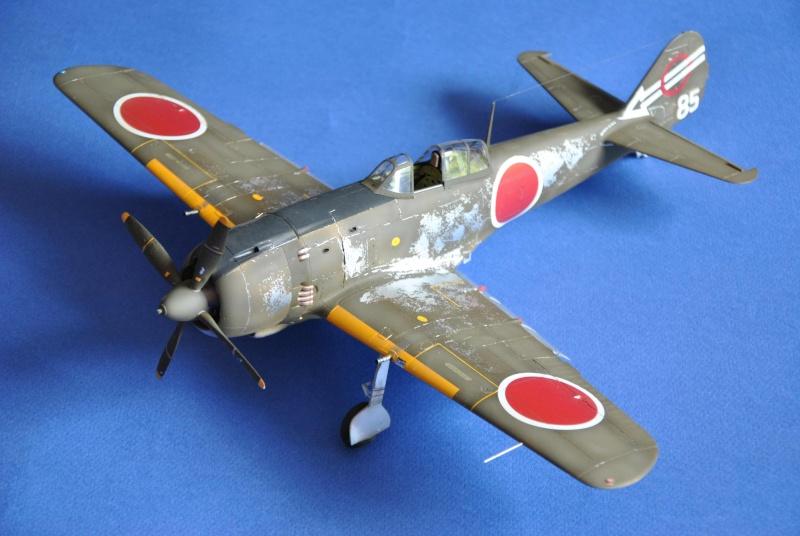 Nkajima Ki-84 Hayate 1/32 Hasegawa Dsc_0535