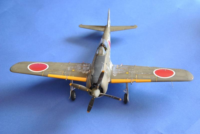 Nkajima Ki-84 Hayate 1/32 Hasegawa Dsc_0536