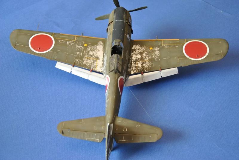 Nkajima Ki-84 Hayate 1/32 Hasegawa Dsc_0537
