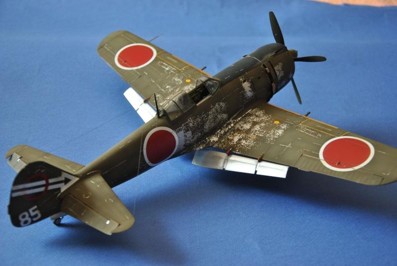 Nkajima Ki-84 Hayate 1/32 Hasegawa Dsc_0538