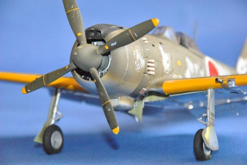 Nkajima Ki-84 Hayate 1/32 Hasegawa Dsc_0539