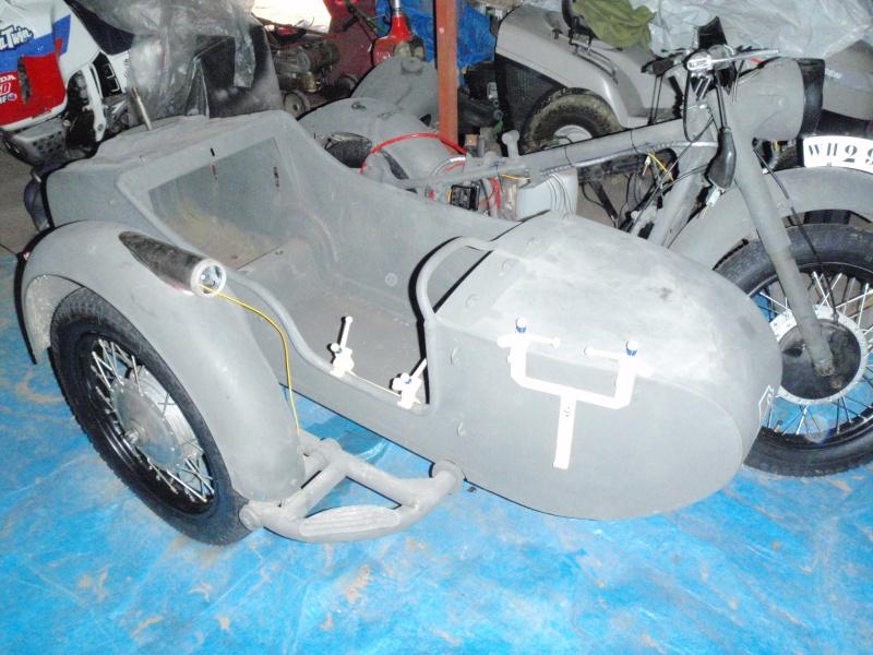 Restauration d'un DNIEPR 750 (BMW R71) - Page 2 P3241013