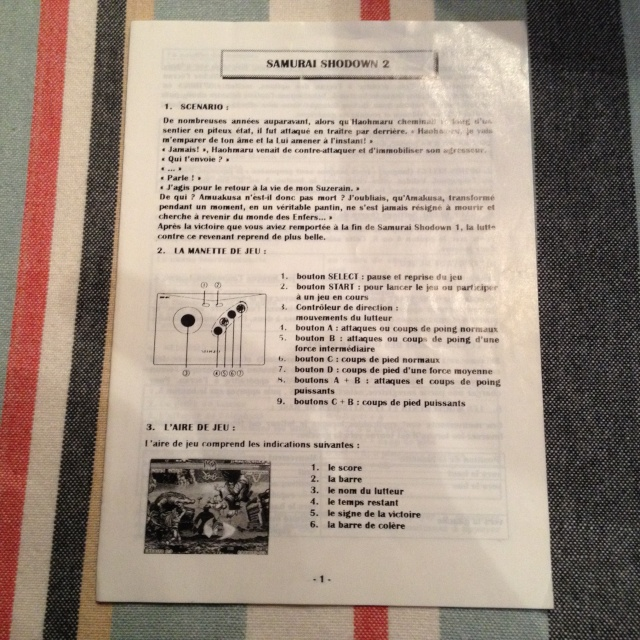 NOTICES AES : double notice en français des versions GUILLEMOT (listing) - Page 5 00610
