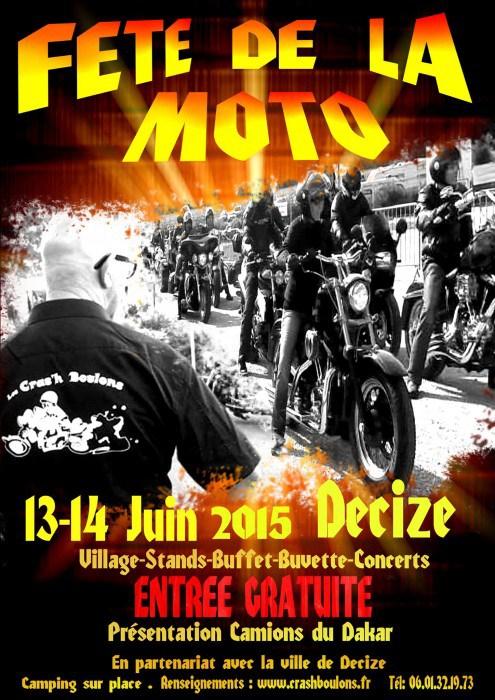 fête de la moto à Decize [58] 10506710