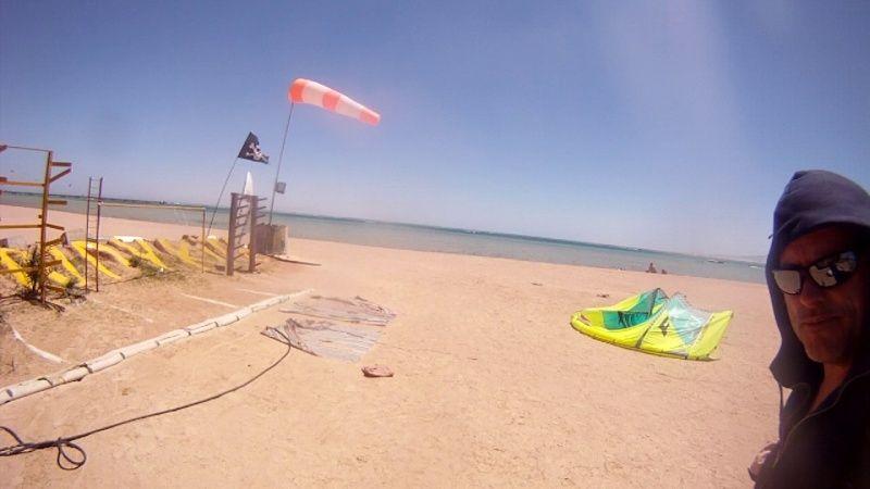 Egypte Sharm El Sheikh - Nabq Bay Vlcsna17