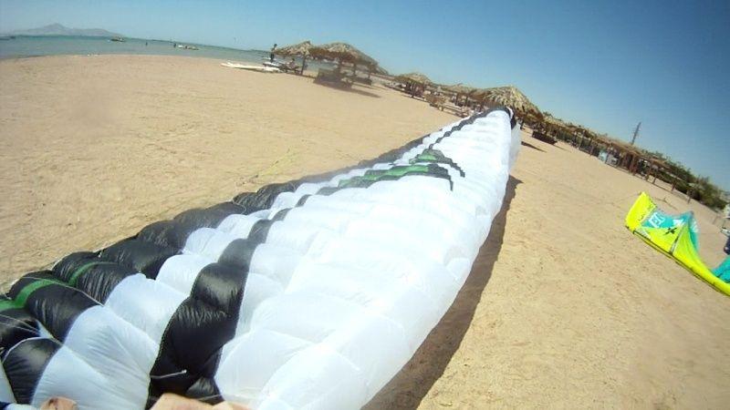 Egypte Sharm El Sheikh - Nabq Bay Vlcsna18