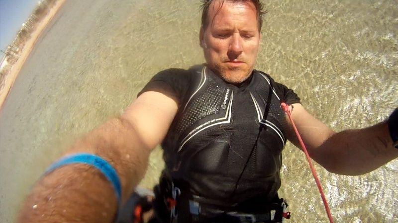 Egypte Sharm El Sheikh - Nabq Bay Vlcsna21