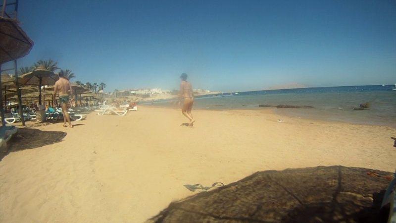 Egypte Sharm El Sheikh - Nabq Bay Vlcsna23