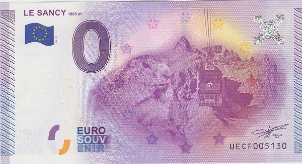 Billets 0 € Souvenirs  = 40  Puy_de11