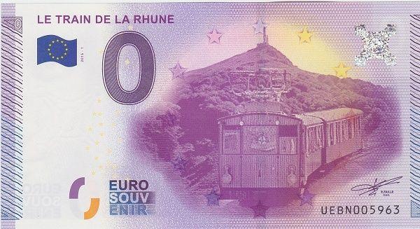 Sare (64310)  [Train de la Rhune] Train_10