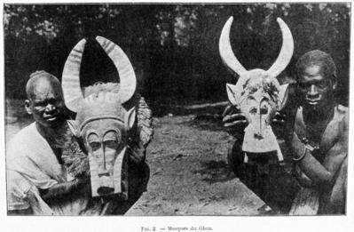 Senufo people, Waanyugo (or Waabele), Helmet Mask,   Korhogo District, Ivory Coast 56653_10
