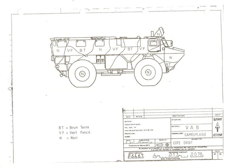 """Vab """" opération serval """" ( 1/35ème ) Vab21010"""