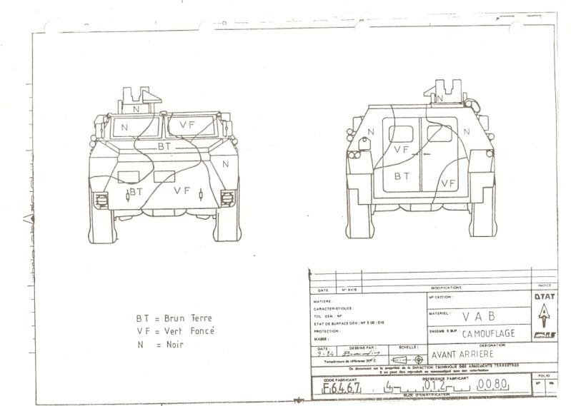 """Vab """" opération serval """" ( 1/35ème ) Vab41010"""