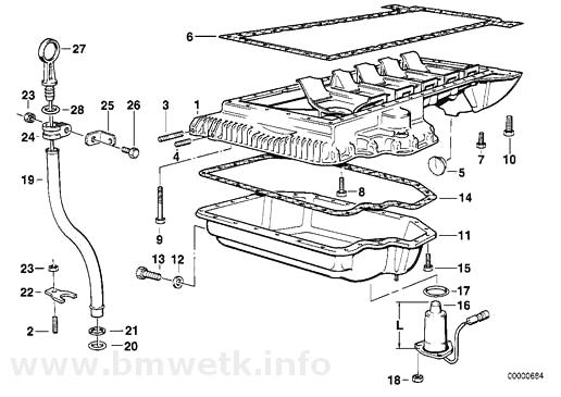 Tuto - Vérification serrage des vis de pompe à huile Carter11