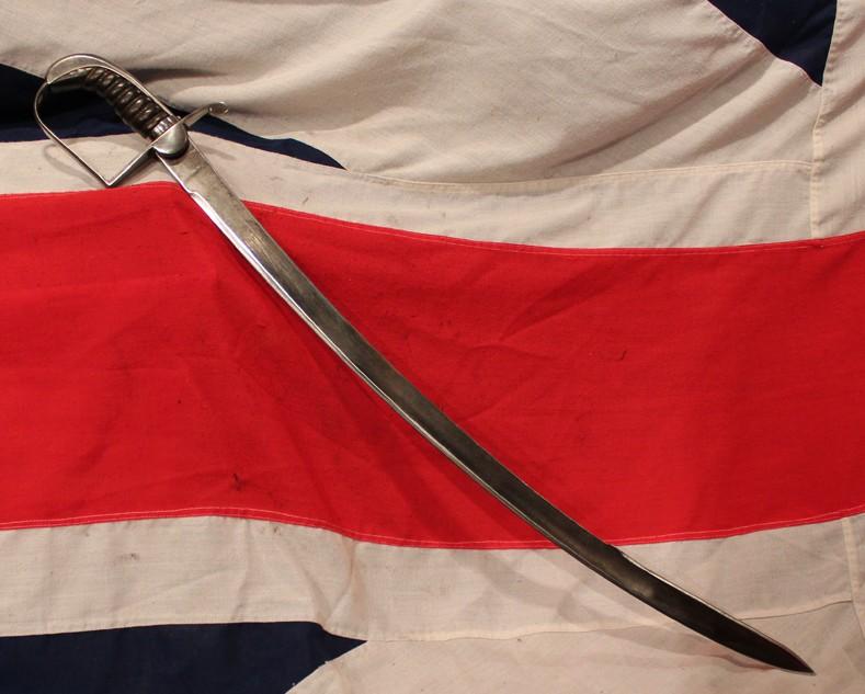 Sabre britannique de cavalerie légère modèle 1796. 1796_b10