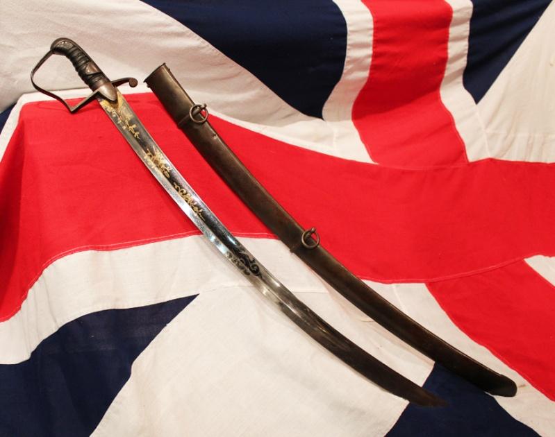 Sabre britannique de cavalerie légère modèle 1796. 1796_c10