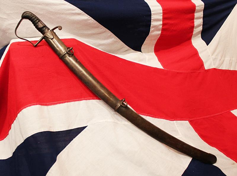 Sabre britannique de cavalerie légère modèle 1796. 1796_c11