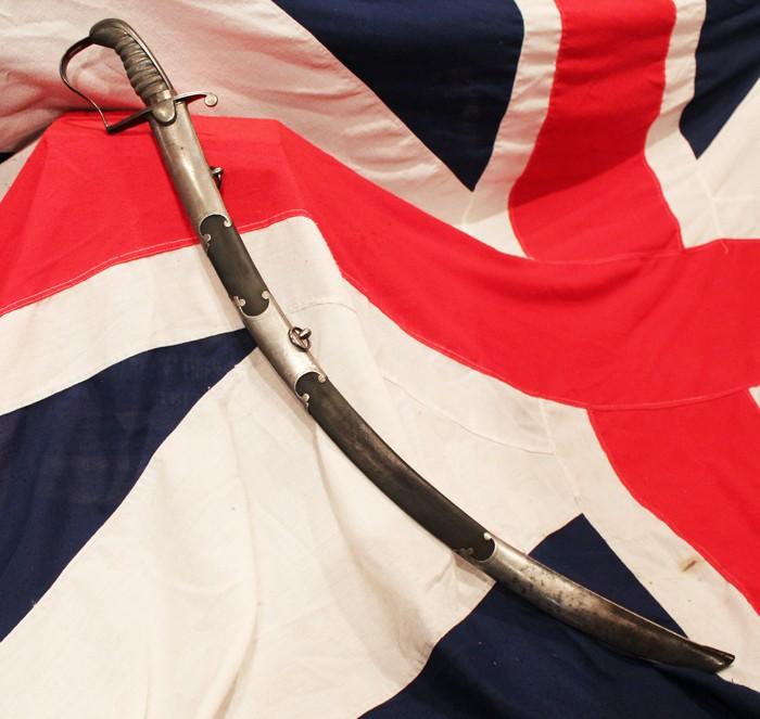 Sabre britannique de cavalerie légère modèle 1796. 1796_p10