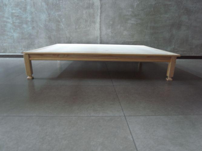 tavolino per bonsai realizzato in economia A113
