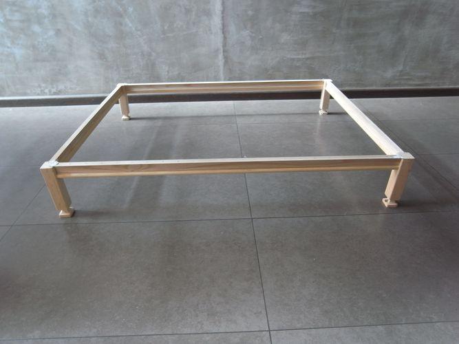 tavolino per bonsai realizzato in economia A17
